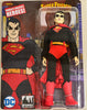 "2016 Figures Toy Co Super Friends Evil Superman 8"" Mego Retro Action Figure"