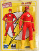 "2016 Figures Toy Co DC Comics Series 1 The Flash 8"" Mego Retro Action Figure"