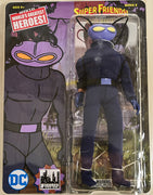 "2017 Figures Toy Co Super Friends Series 6 Black Manta  Action Figure 8"" Mego Retro"