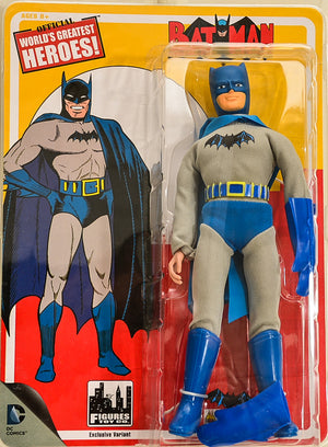 "2015 Figures Toy Co ""First Appearances"" Series 1 Batman Action Figure"