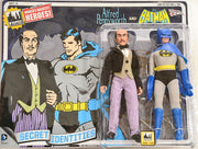 2015 DC Comics Secret Identities Two Pack Series 4 - Alfred Pennyworth and Batman  Limited Edition Action Figures