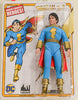 2016 Figures Toy Co Limited Edition Blue & Gold Variant Shazam Jr ! Retro 8 Inch Action Figures
