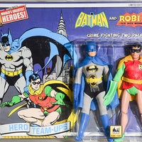 2014 DC Comics Series 1 Hero Team-ups Two Pack - Batman and Robin  Limited Edition Action Figures