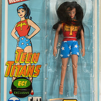 2017 Wonder Girl Teen Titan Variant-Emerald City Comics and Tampa Bay Comic Con Exclusive 8 Inch Limited Edition of 200
