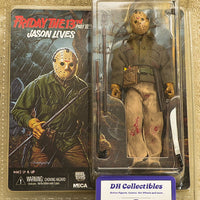 Reel Toys NECA Friday the 13th Part VI Jason Lives Action Figure