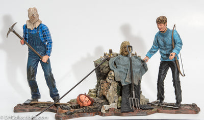 2005 NECA Friday the 13th Cult Classics 25th Anniversary Action Figure Set - Loose