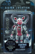 2019 Funko Five Nights at Freddy's Fun Time Foxy Articulated - Action Figure