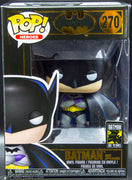 2019 Funko Pop! Heroes: Batman 80th - Batman 1st Appearance  1939 #270
