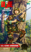 1998 Hasbro GI Joe Classic Collection US 82nd Airborne Black Female Action Figure