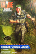 1996 Hasbro GI Joe Classic Collection French Foreign Legion Vintage Action Figure