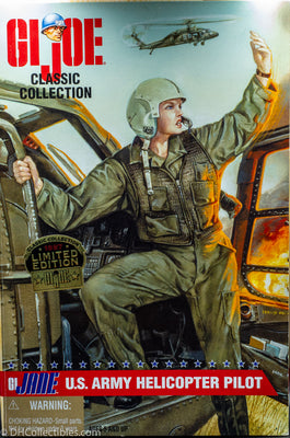 1997 Hasbro GI Joe Classic Collection GI Jane US Army Helicopter Pilot Vintage Action Figure