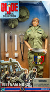 "1999 Hasbro GI Joe Classic Edition Vietnam Nurse 12"" Action Figure"