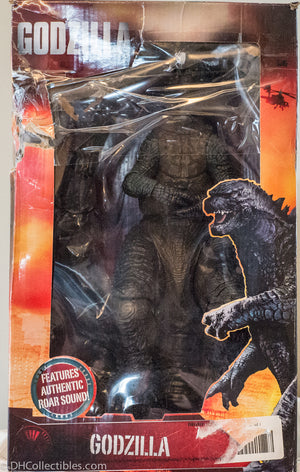 "2014 NECA Godzilla 24"" Deluxe - Action Figure - Damaged Box"
