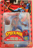 2002 ToyBiz Spider-Man Water Web Shooting Action Figure