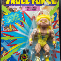 Vintage Toys N' Things Troll Force Wrestlers The Big T - Action Figure