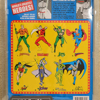 "Figures Toy Co. Green Arrow - World's Greatest Heroes  Action Figure 8"" Mego Retro"
