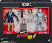 2018 Hasbro Marvel Studios Ant-Man and The Wasp Series X-Con Luis & Marvel's Ghost Action Figures