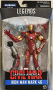 Captain America Civil War Marvel Legends Giant Man Series Iron Man Mark 46 Action Figure