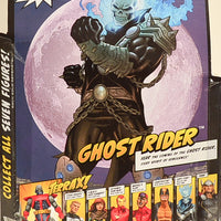 2011 Hasbro Marvel Legends Ghost Rider Action Figure BAF Terrax Action Figure