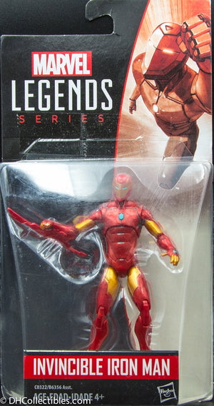 3.75in Inifinite Series Action Figure Loose Iron-man Toy