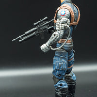 2010 Marvel Universe Series 2 Winter Soldier Action Figure - Loose