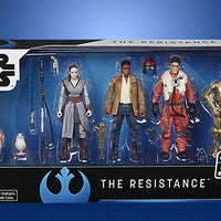 2020 Hasbro Star Wars The Resistance Action Figure Set