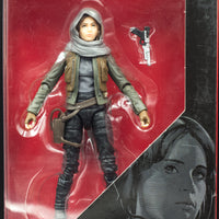 2016 Star Wars The Black Series Rogue One Sergeant Jyn Erso  - Action Figure