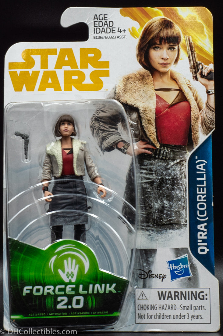 2017 Star Wars Force Link 2.0 Qi'Ra (Corellia) Figure