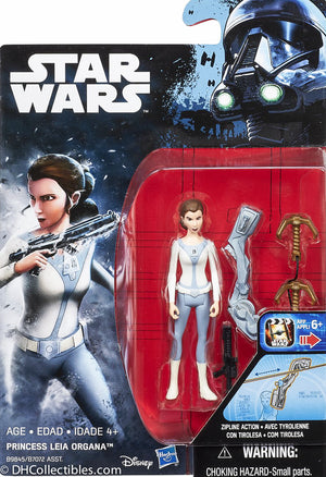 2016 Hasbro Star Wars Princess Leia Organa Action Figure