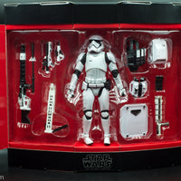 2020 Hasbro Star Wars The Black Series First Order Stormtrooper with Gear Action Figure