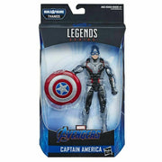 2019 Hasbro Avengers Marvel Legends Wave 3 Captain America 6-Inch Action Figure