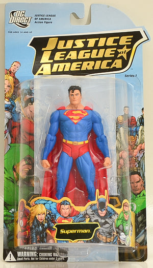 DC Direct  - Justice League of America - Superman - Series 1 Action Figure