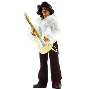 2018 Mego Jimi Hendrix Limited Edition Action Figure