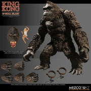 "2018 Mezco Toyz King Kong of Skull Island Collective 7"" Action Figure"
