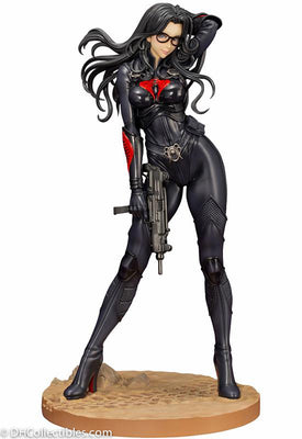 2019 Kotobukiya GI Joe Baroness Action Figure Statue