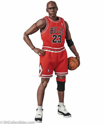 2020 Kotobukiya Chicago Bulls MAFEX Michael Jordan Action Figure