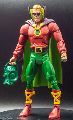2009 DC Universe Green Lantern Action Figure - Loose