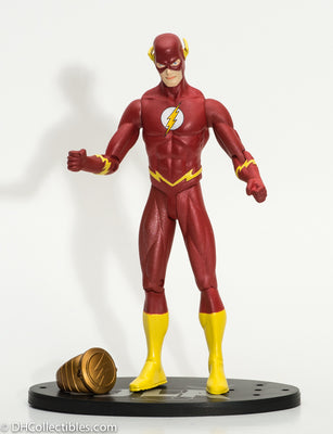 2003 DC Direct Series 1 The Flash Action Figure - Loose