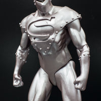 2008 DC Direct Alex Ross Justice League Series 7 Armoured Superman Action Figure - Loose