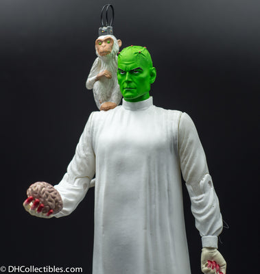 2007 DC Direct Alex Ross Justice League Series 5 Brainiac Action Figure - Loose