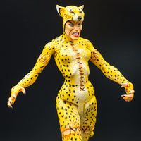 2005 DC Direct Alex Ross Justice League Series 1 Cheetah Action Figure - Loose