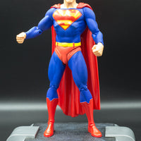 2005 DC Direct Justice League Alex Ross Series 1 Superman Action Figure  - Loose