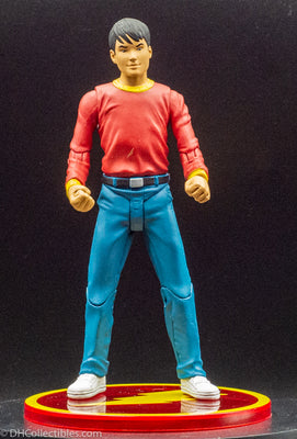 2007 DC Direct Shazam Billy Batson & Hoppy - Action Figure