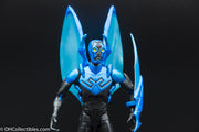 2011 DC Universe Classics Wave 13 Teen Titans Jaime Reyes Blue Beetle Action Figure - Loose