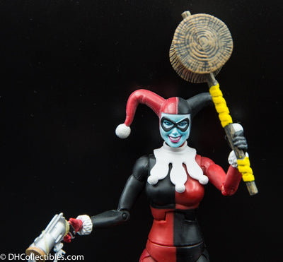 2008 DC Universe Classics Series 2 Harley Quinn Action Figure- Loose
