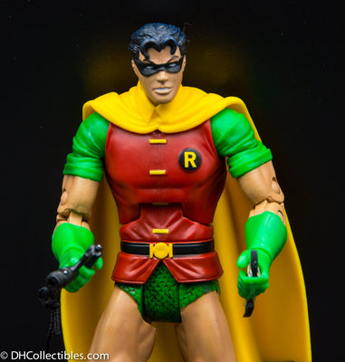 2011 DC Universe Classics Wave 16 Dick Grayson Robin Action Figure - Loose