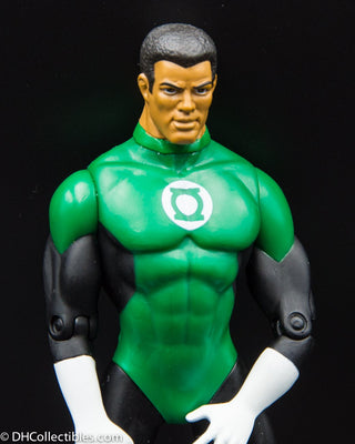2003 DC Direct Green Lantern Corp Jon Stewart Action Figure - Loose