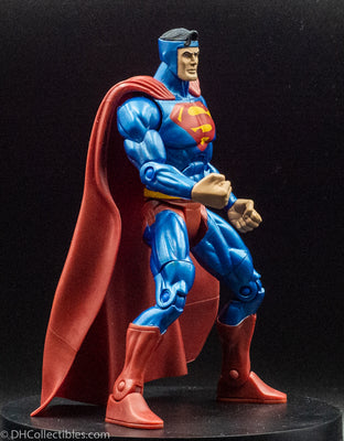 2006 DC Super Heros Superman Select Sculpt Series 3 Kal-El - Action Figure