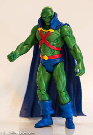2001 DC Direct Martian Manhunter Action Figure - Loose