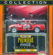 Matchbox Premiere Collection Coca-Cola '97 Ford F-150 Diecast